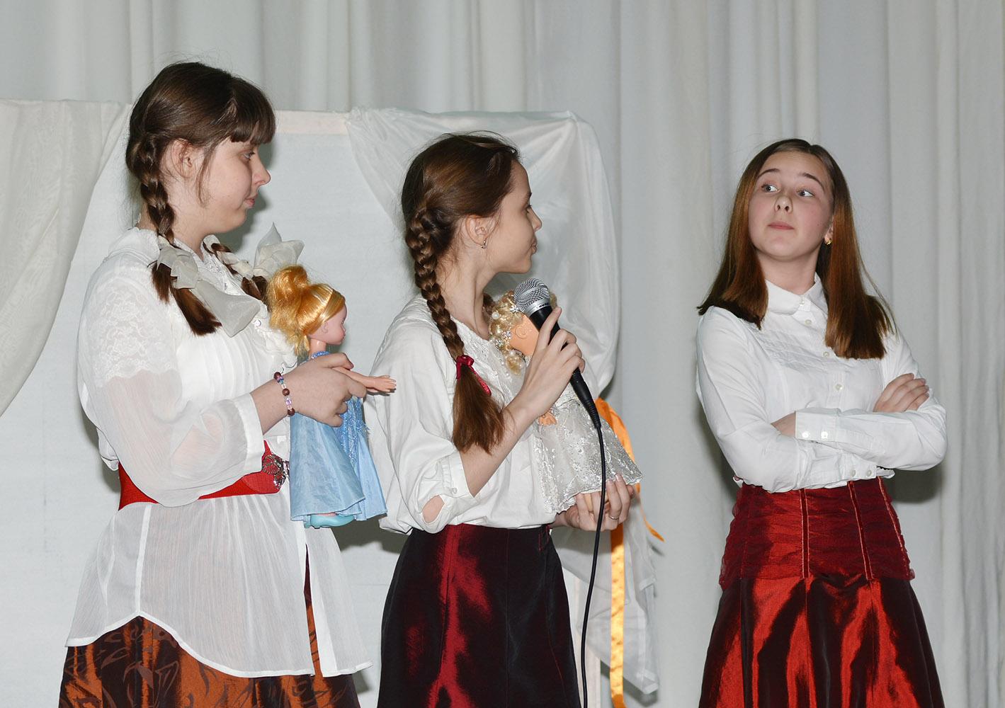 Отчетный концерт ДШИ №13, 2016 год.