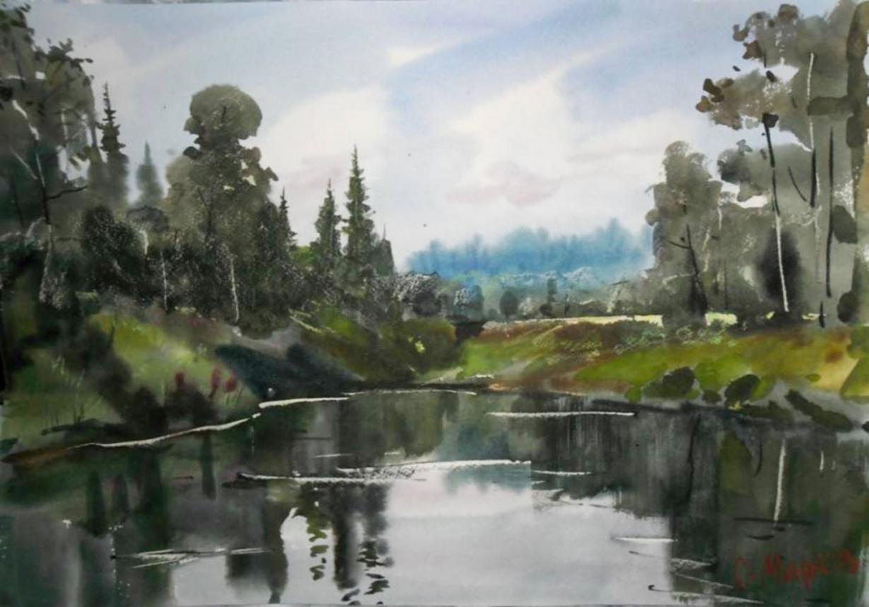ДШИ №13, Ижевск. Марков Сергей Михайлович.