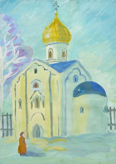 """ДШИ № 13. Ижевск. """"Ветер странствий"""". 2015 год."""
