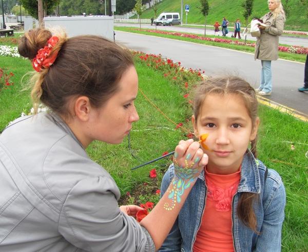 Праздник цветов ДШИ 13 г.Ижевск
