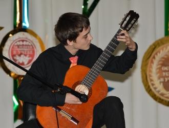 ДШИ №13, г. Ижевск. Отчётный концерт хора мальчиков и юношей.