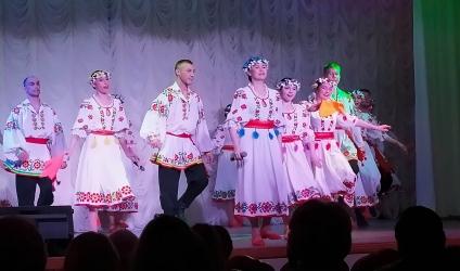ДШИ №13. Концерт ансамбля «Танок».