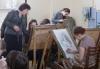 ДШИ №13, г. Ижевск. Экзамен. Рисунок.