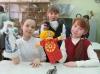 ДШИ №13, Ижевск. Подготовка к кукольному спектаклю.
