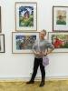 ДШИ №13, Ижевск. II Международный конкурс детского рисунка «Симфония цвета»