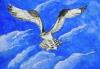 ДШИ №13, Ижевск. Нарисуем птицу года.